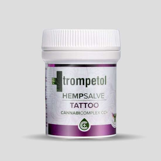 Trompetol Pomada Tatto recién hechos