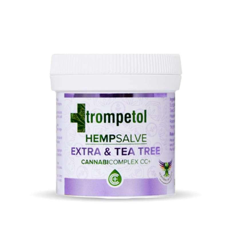 Trompetol pomada extra con árbol de té